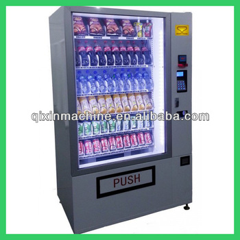 coin operated drink machine