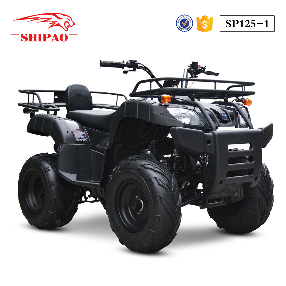 SP125-1 Shipao safety lie fallow argo atv for sale