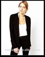 Office Wear Women Business Suit Coat,China Coat Brands,Coats International Wholesalers