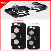 New Products 2016 VR Glasses Virtural Reality VR CASE for iphone 6s/6s plus