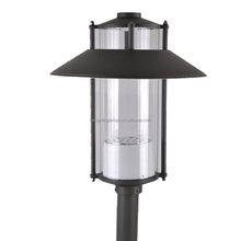 5 Years Warranty Outdoor LED Garden Lights / Lamp Post Die Casting Aluminum Body