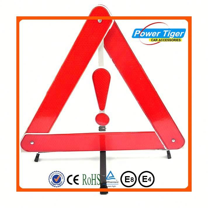 Rode kits cheaper price plastic warning sign