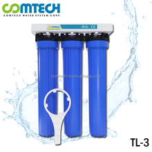 3 Stages 20 Inch Water Filter System Aqua Purifier