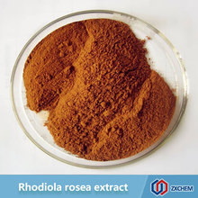 Functional food additive powder Rhodiola rosea extract