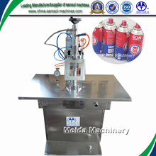 Semiautomatic butane gas cartridge refill filling machine for philippine supplier
