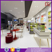Wholesale Acrylic Mac Cosmetic Shop Retail Displays