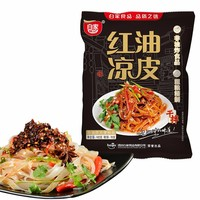 Chinese Snacks Instant Food Liangpi Noodle