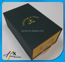 high quality customized paper olive oil packaging box with a competitive price