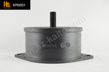 rubber buffers viration absorber part number bomag bw213 06180100 for road roller