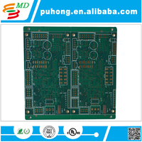 China professional double sided oem odm pcb for led with HASL