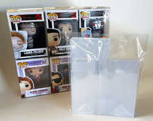 Free samples wholesale funko pop protector, automatic bottom Funko pop display box