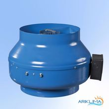 Low consumption ventilate new hydroponics inline fan dust removal fan used with certificate METAL-VM