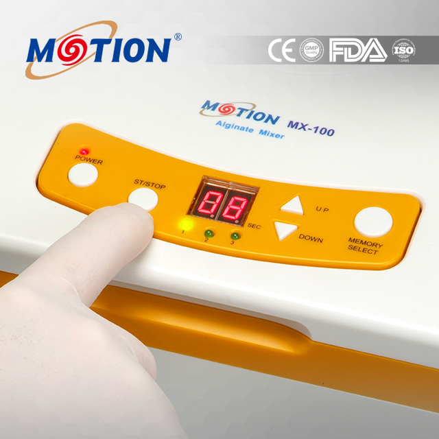 Motion MX-100 Dental impression automatic alginate mixer