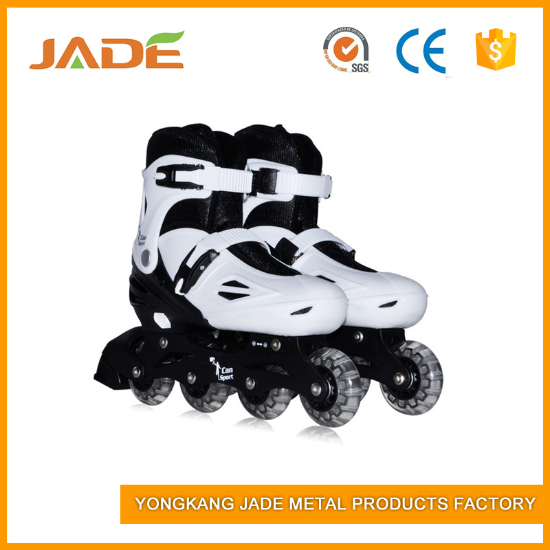 2017 new design sports fly walking shoes high quality sew inline skate