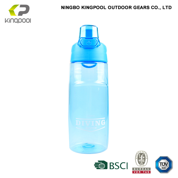 ACFK6118 Similar Products Contact Supplier Chat Now! NEW design BPA Free Tritan plastic sports drinking water bottle