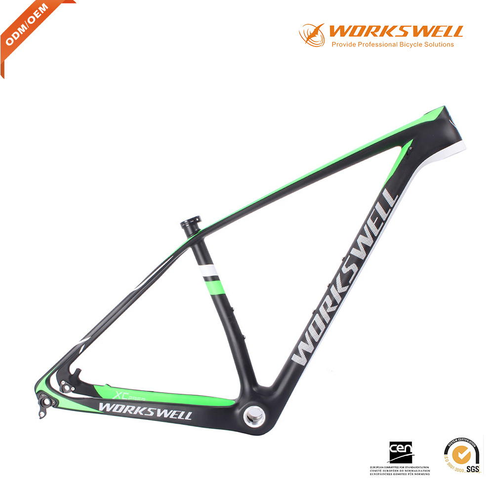 2017 China Chinese Bicycle MTB 29ER Race Bike Carbon Frame Factory with Good Quality and Competitive Price