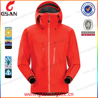 Waterproof mens winter warm hunting jacket shooting jacket
