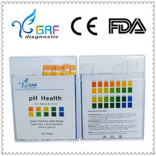 Urine test strip (Testing Glu,Ket, Pro, PH, Bld, Nit, Leu, SG, Bil and Uro) ec ph meter