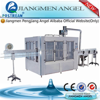 Jiangmen Angel yoghurt filling and sealing machine
