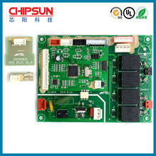 PCB Assembly China Electronic Control Board Customized PCBA OEM ODM Personal Care Intelligent Control Board