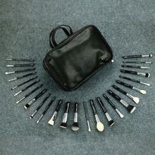 personalized brushes 25 pieces LUXURY face brushes kit factory