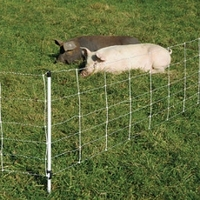 maintenance free insulated flexible u shaped fence post