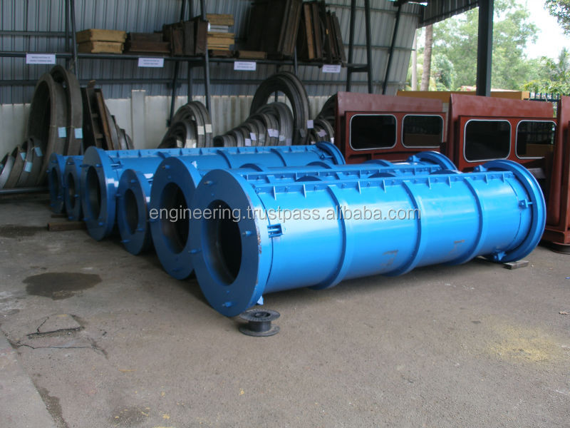 Spun/Spinning Pipe Mould/Concrete Pipe Mould