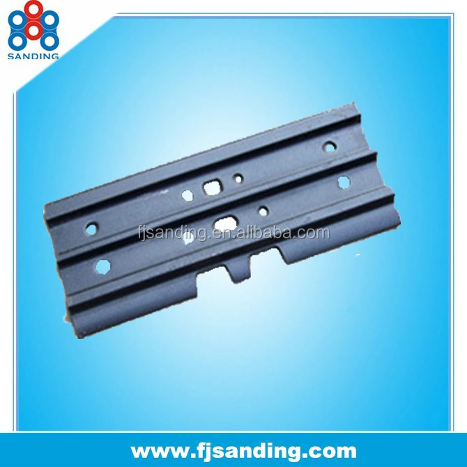 standard heavy duty undercarriage parts rail pads
