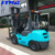 2ton lpg gasoline forklift with 3 stage mast 6m lifting height dual front tyres