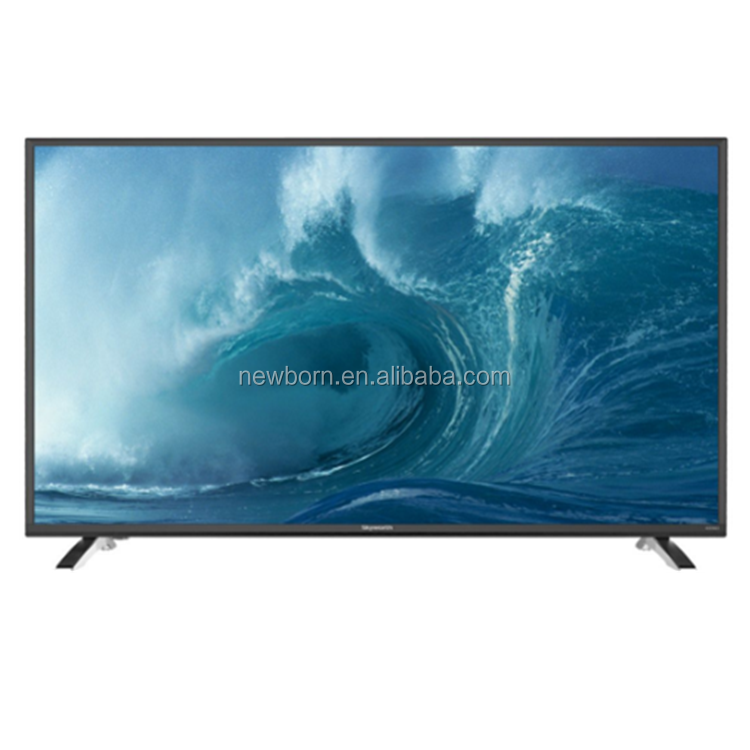 43 inch Hot Sale 4K LED Android Smart TV, China Flat Screen HD