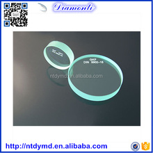 float tempered sight glass