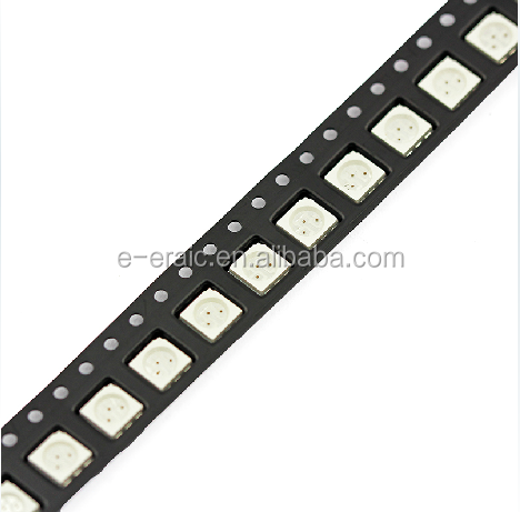 LED light-emitting diode 5050 SMD Colorful RGB
