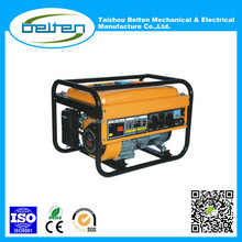 2KW 5.5HP 2.5KW 6.5HP Free Electricity Generators For Homes