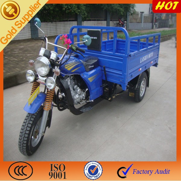 150-250cc semi cabin new three wheel motorcycle for sale/ 3 wheeler for scooter motorcycle for cargo
