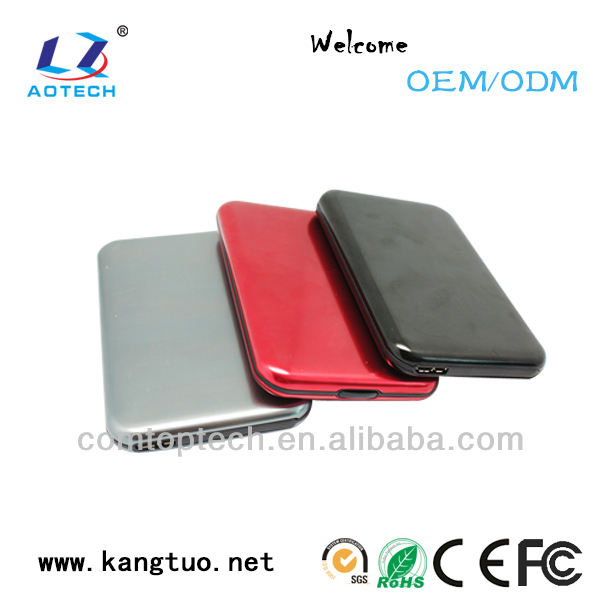 metal 2.5 usb 3.0 external enclosure