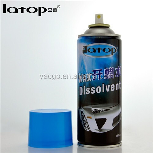 car dissolvent Wax for cleaning up wax