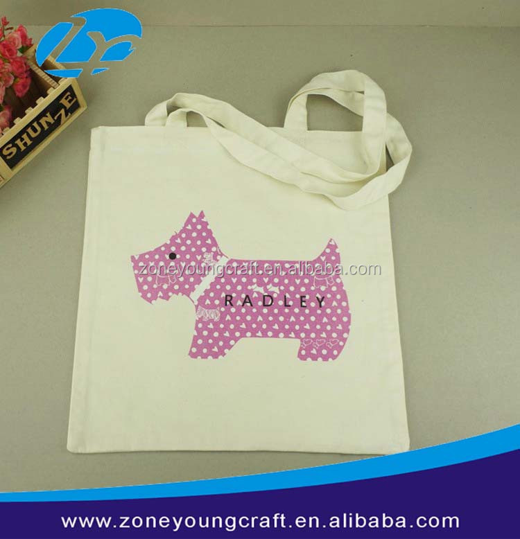 Wenzhou cheap cotton carry bag wholesale