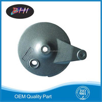 motorcycle spare parts, rear wheel hub cover for motorbike,BAJAJ motorcycle wheel cap hub with top quality