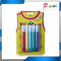 2015 newest popular new design puffy paint fabric paint non toxic