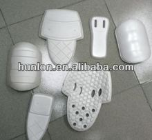 football shoulder pads,knee pads,protective gear by EVA foam making HUNLON