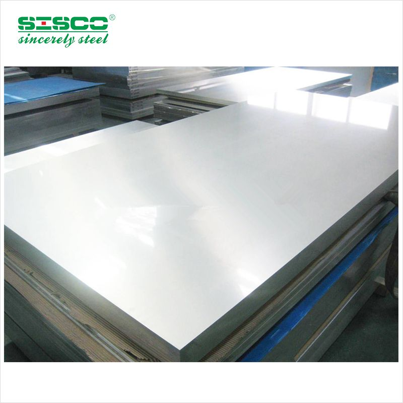 SS AISI 201 304 410 316 310S 2205 904L Stainless Steel Sheet / Plate