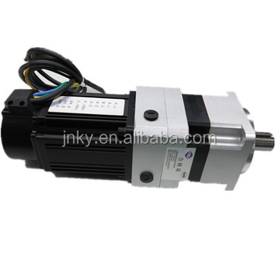 24V 400W dc servo motor with Precision planetary gear reducer,brushless