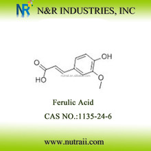 Natural ferulic acid powder 98%