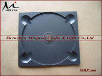 14MM Black Single Plastic PS CD DVD COVER