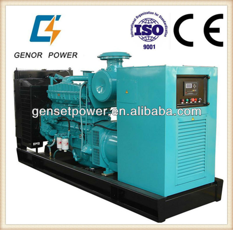 25kw to 1850kw Diesel Power Generator with Deepsea 7320