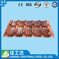 GI PPGI color metal roofing and wall sheet ppgl/ppgi roofing tiles