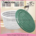 High quality hot selling vegetable storage basket with lids