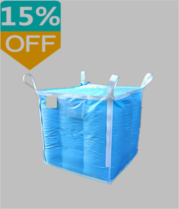 High quality best price 100% virgin pp lamination double layer 1 ton jumbo bag