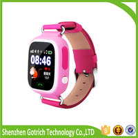 new portable wrist gps gsm tracker smart watch mobile phone