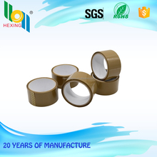 "OEM 2""Brown packing water base opp sealing tape"